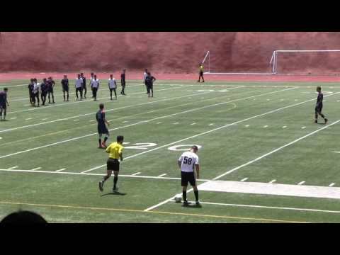 Northern Arizona: Phoenix Thuder vs United NM (4-1) 05/27/17 1st half