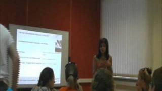 Открытый урок английского языка в ALIBRA SCHOOL