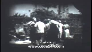 Coral Castle Rare 8mm Film Footage code144 com