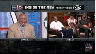Who's the best center in the league? | inside the nba | nba on tnt