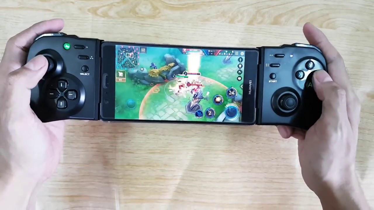 Handjoy Gaming Original Buat Mobile Legends Dan Moba Youtube