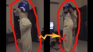 رقص سعودية هلالية 😍✌