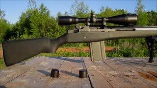 norinco m14 clone target rifle adding a bipod