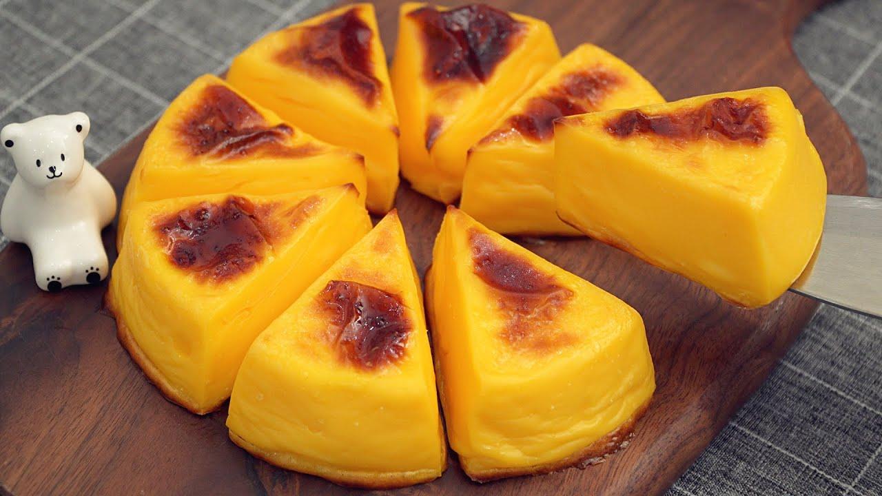 Baked Cheese Custard