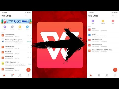 Remove All Adv From WSP Office On Android Without Cracked Apk | Make Official WPS Office Adv Free