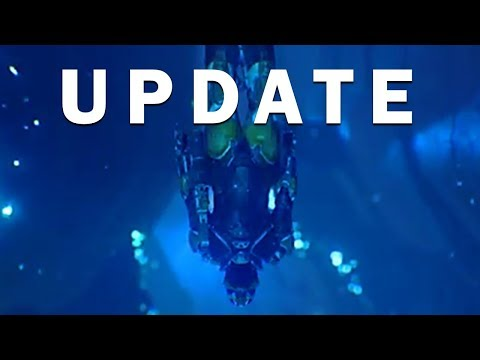 Anthem Update: UNDERWATER COMBAT? DLC Suits! Weapon Attachments!