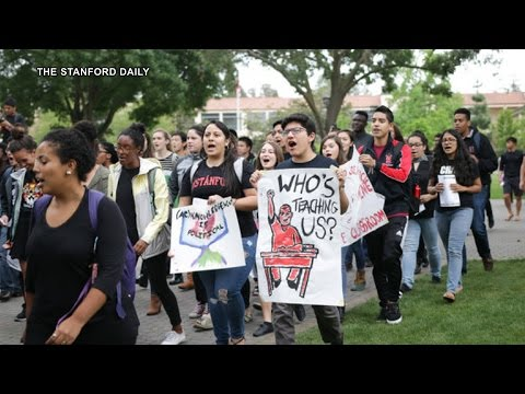 Who's Teaching Us?: Stanford Students Demand Faculty Diversity & Support for Ethnic Studies