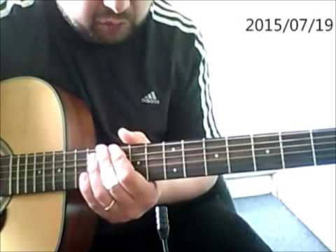 Soul Asylum - Runaway Train - Guitar lesson - YouTube