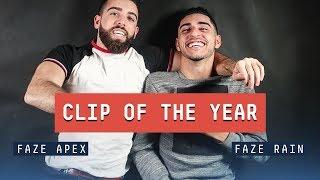 FAZE AWARDS 2018: Clip of the Year w/ Apex & Rain