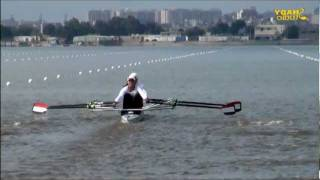 LW2X - African Olympic Qualification Regatta in Egypt 2011 بطولة أفريقيا للتجديف
