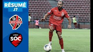 J7 : FC Bastia-Borgo - SO Cholet (3-2), le résumé I National FFF 2019-2020