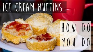 Two Ingredient Muffins || Easy Peasy Muffin Squeezie