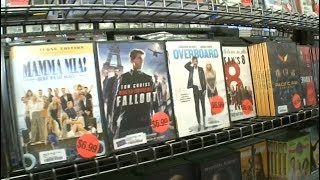 Last Blockbuster video store in Oregon state