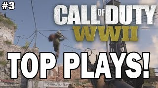 Call of Duty WW2 TOP PLAYS of the Week #3