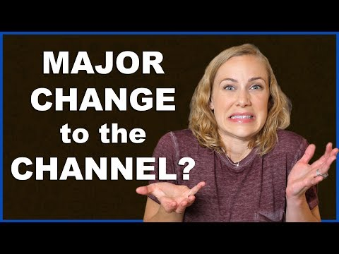 Important changes to my channel! | Kati Morton