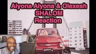#alyona_alyona - #Shalom (feat. #Olexesh)   UNCLE MOMO 🇬🇧 REACTION  