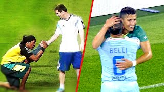 Football Respect & Emotional Moments