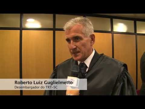 Posse Desembargador Roberto Luiz Guglielmetto