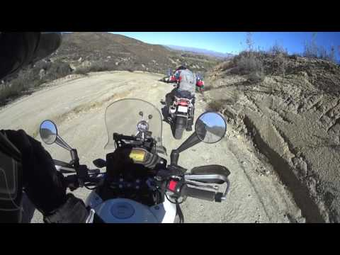 Honda CB500X Invades BMW GS Off Road Ride