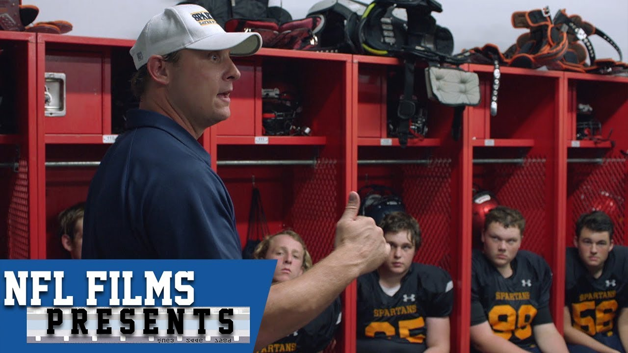 Former Jets Quarterback Chad Pennington Brings Back Sayre School's Football Program | NFL Films