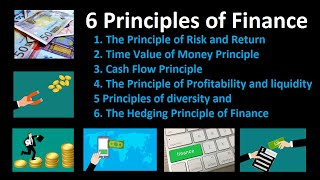 Six principles of finance everyone should know
