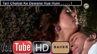 Teri Chahat Ke Deewane Hue Hum - Yeh Hai Mumbai Meri Jaan (1999 ) 1080 p HD  HQ Sound