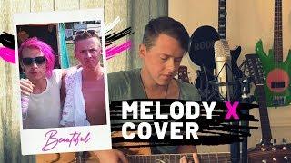 Gambar cover Melody X DARK - Marius Deutsch [Bonaparte Akustik Cover]