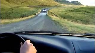 Conduire en Islande -  Islande en camping car et caravane