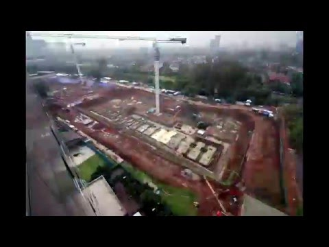 Australian Embassy Jakarta Construction