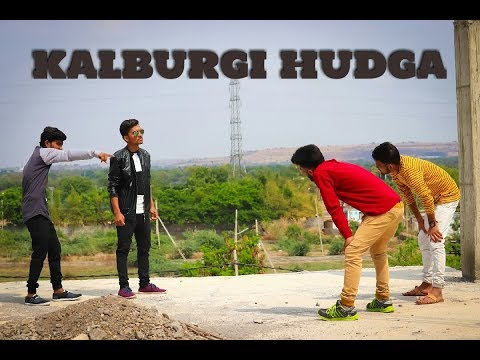 Kalburgi Hudga- Kannada Rap Song By P.C Chavan & B.S Ramgund [Original Video].DIRECTED BY BP POPPER