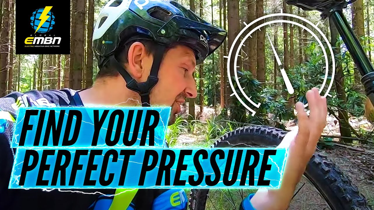 How To Find Your Perfect Tyre Pressures | Bike Tyre Pressure Explained