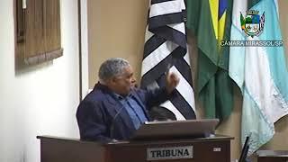 22ª Sessão Ordinária - Vereador Mineiro