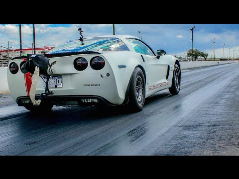 7 Second Corvette Z06 Street Car - Redline Motorsports