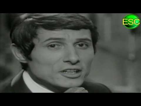 ESC 1966 09 - Austria - Udo Jürgens - Merci, Chérie