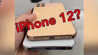 Lộ thiết kế iPhone 12 - Đẹp thế này sao từ chối?