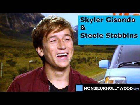 Funny, , Skyler Gisondo, Steele Stebbins,