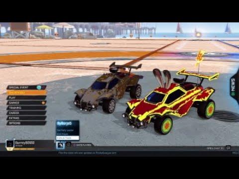 Rocket league scammer – buzzpls.Com