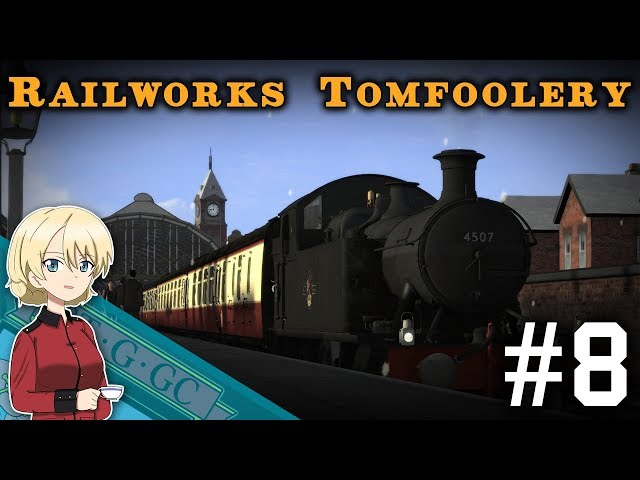 Railworks Tomfoolery #8 | Troubles on the Weardale and Teesdale Network