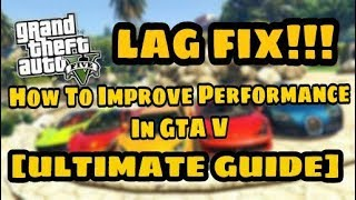 GTA V - How To FIX Lag on INTEL HD GRAPHICS (ULTIMATE GUIDE) [PC GAMEPLAY]