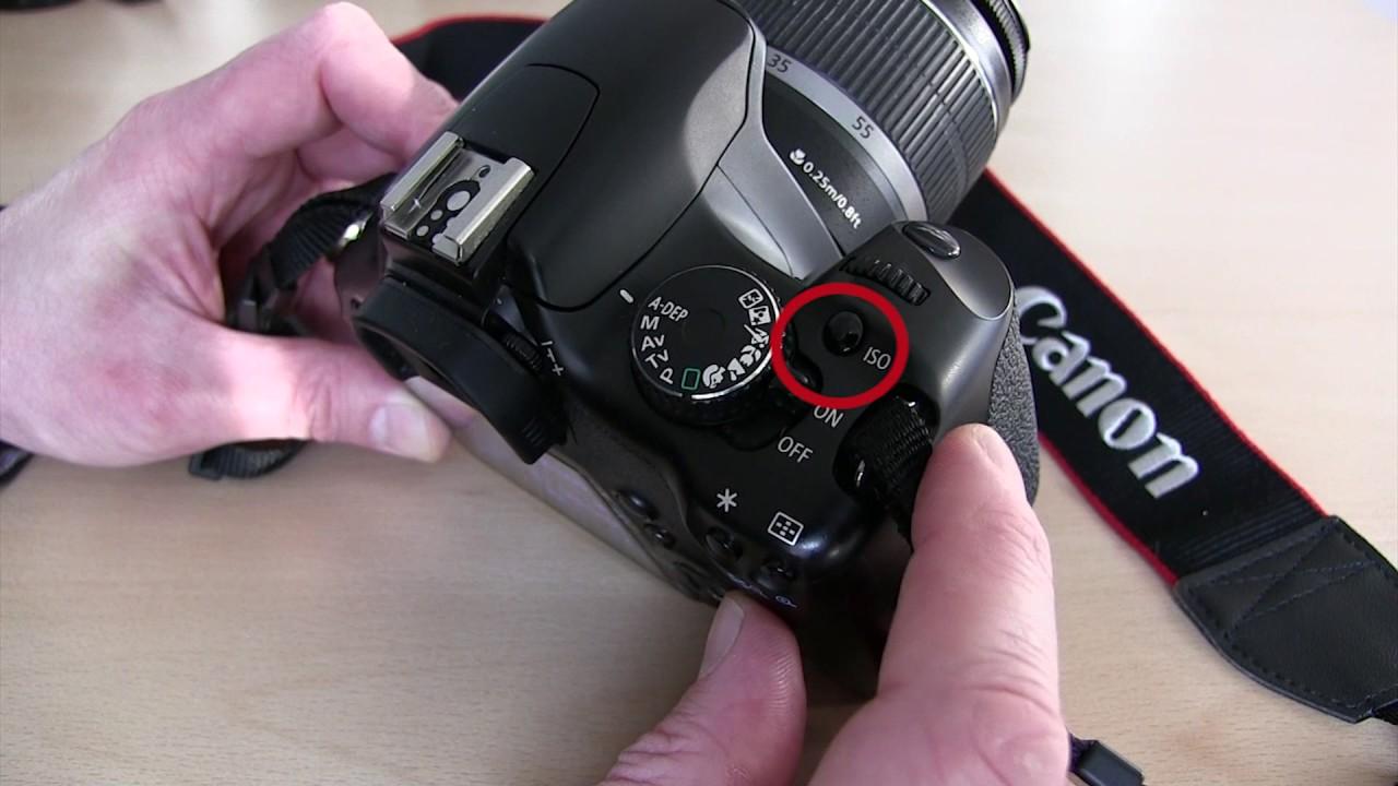 Using the Canon EOS 450D / Digital Rebel XSi DSLR - Steve Pidd