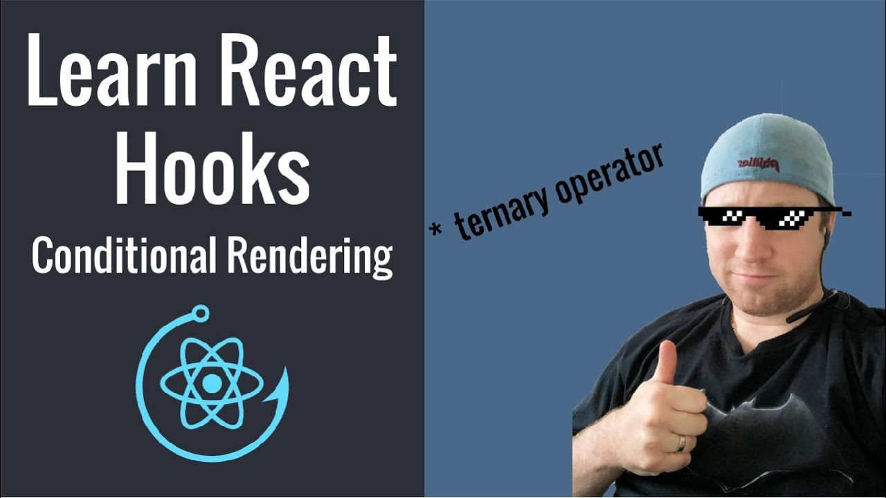 React Tutorial for Beginners | Conditional Rendering | Crash Course Programmer