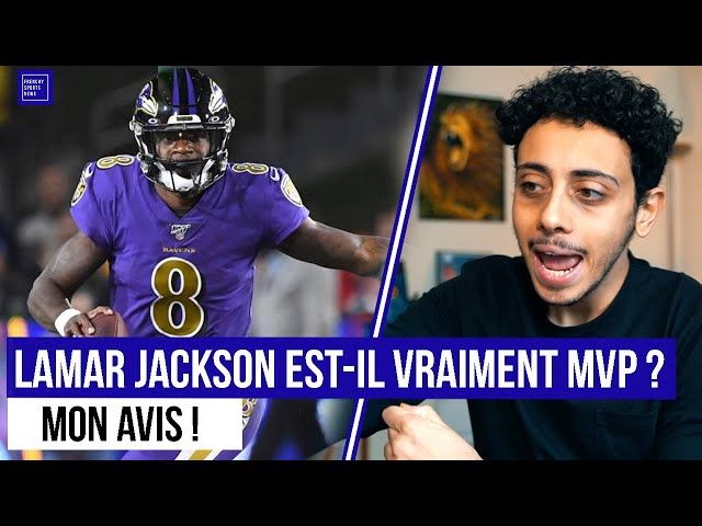 LAMAR JACKSON EST IL VRAIMENT LE MVP ?