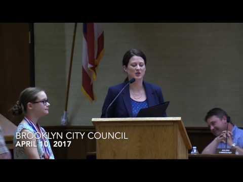 Brooklyn City Council 4/10/17