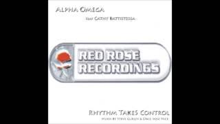 Alpha Omega feat Cathy Battistessa - Rhythm Takes Control (Original Mix)