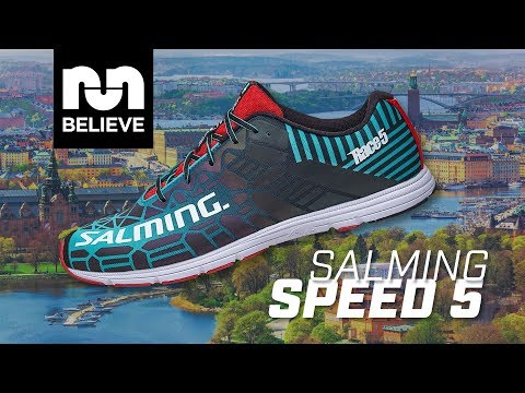 Salming Race 5 Performance Review - YouTube