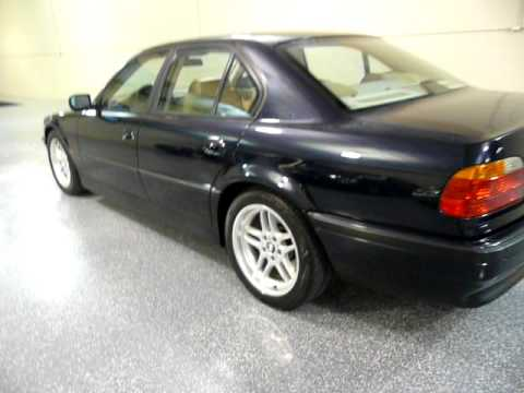 1999 BMW 740i (#1842) SOLD - YouTube
