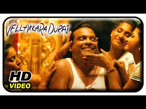Vellaikaara Durai Movie Scenes | John Vijay enjoys with the dancers | Vikram Prabhu | Sri Divya