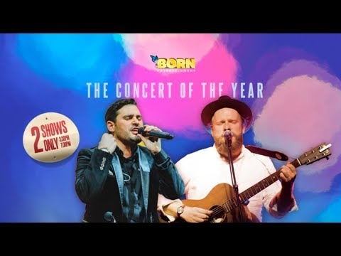 """Gad & Alex- """"The Concert Of The Year"""" - Promo"""