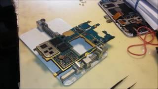 Ремонт Samsung S4 mini - заміна контролера харчування PM8917