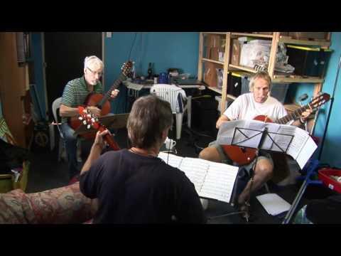 Guitar Trio Telemann